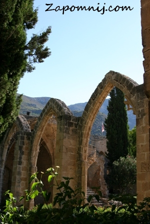 Cypr Bellapais