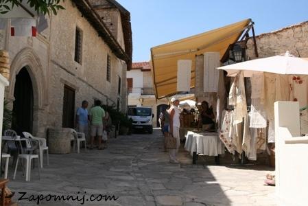 Cypr Omodhos
